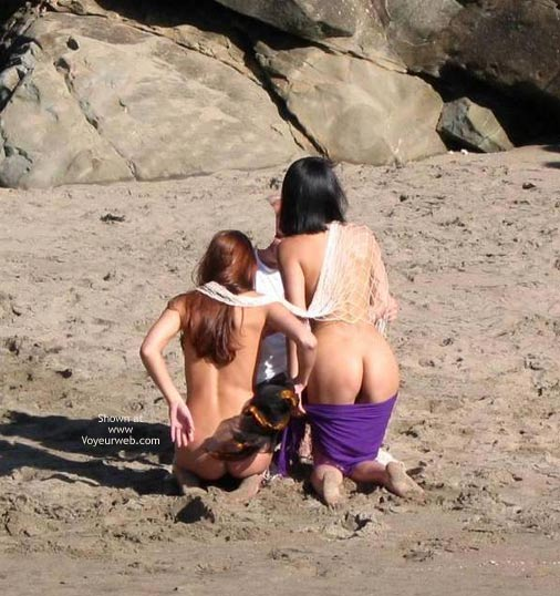 Pic #5 - *GG Two Models at The Beach 2