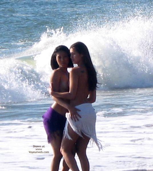 Pic #9 - *GG Two Models at The Beach 2