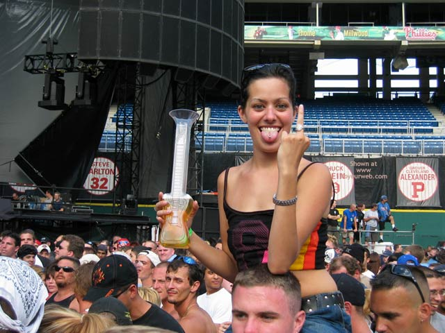 Pic #2 - Metallica In Philly