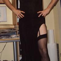 Man In Dress
