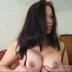 Wyldkat-sue Breasts And A Blowjob