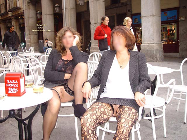 Pic #2 - *Gg Autumn In Madrid Ms Womble And Denise