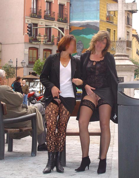 Pic #4 - *Gg Autumn In Madrid Ms Womble And Denise