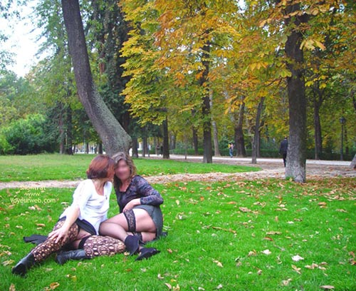 Pic #7 - *Gg Autumn In Madrid Ms Womble And Denise