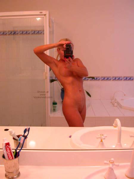 Pic #3 - Blonde Sex Kitten