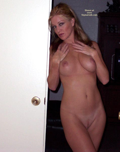Pic #6 - Audrey Knock, Knock.