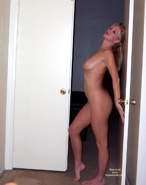 Pic #7 - Audrey Knock, Knock.