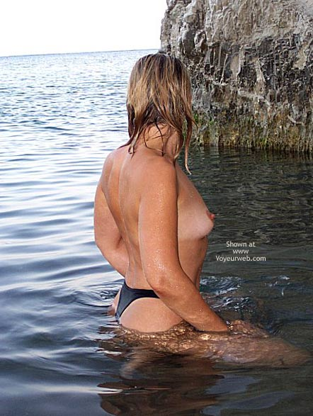 Pic #2 - Late Afternoon Swim