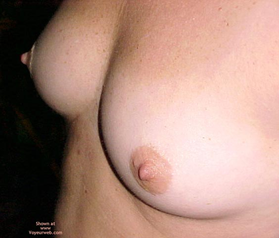 Pic #4 - My  Wife  Soft  Tits