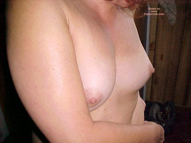 Pic #5 - My  Wife  Soft  Tits