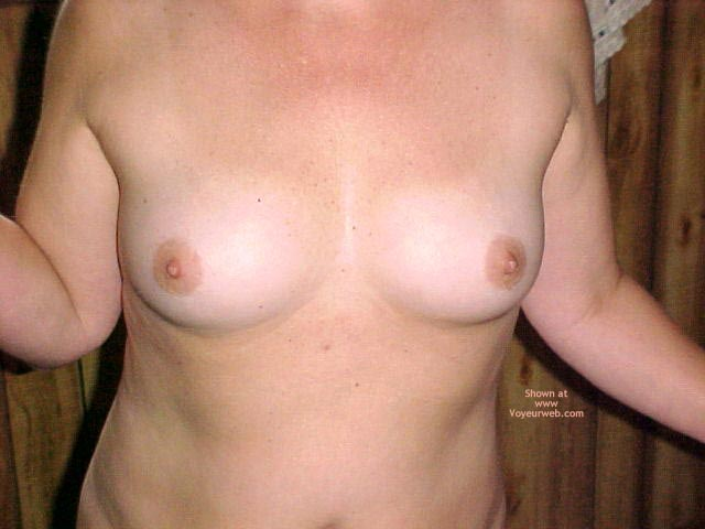 Pic #6 - My  Wife  Soft  Tits