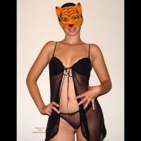 Tigress in Black