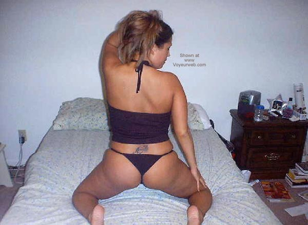 Pic #3 - Sex On The Bed