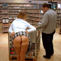Everything On Sale - Bend Over, No Panties