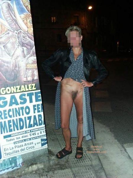Pic #3 - Meine Frau In Spanien