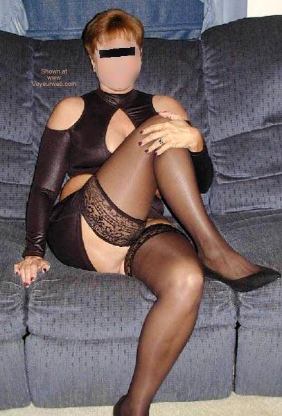 Pic #4 - Sty In Her Little Black Dress