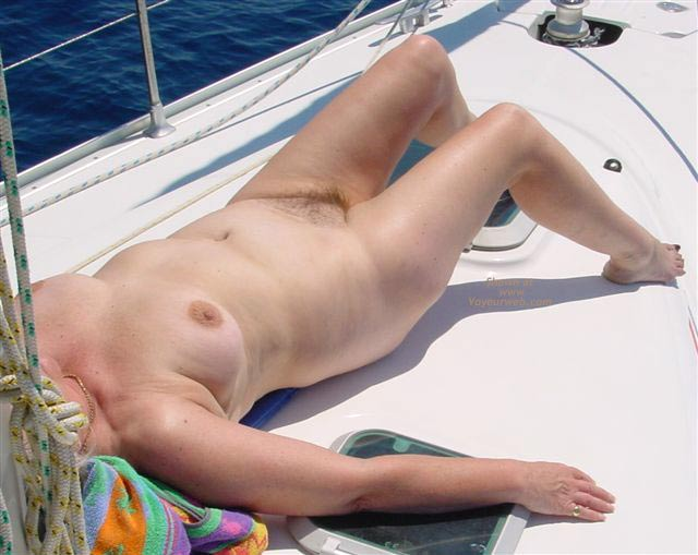 Pic #5 - My 54 Yo UK Wife BB Holiday