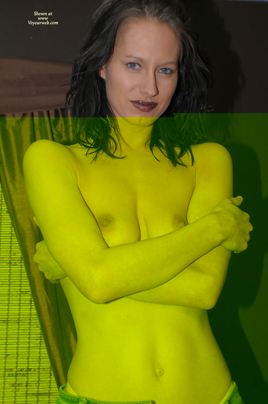 Pic #1 - Blue Eyed Topless - Milf, Topless, Naked Girl, Nude Amateur, Nude Wife , Topless Nude, Girl Arms Crossed, Nude Milf, Arms Crossed, Looking Defiantly Into Camera, Topless & Jeans, Topless Crossed Arms, Hugging Herself, Sultry Pose