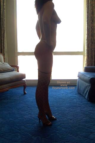 Pic #2 - Cindy's Silhouette Tease