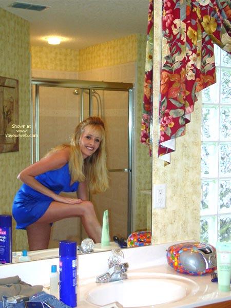 Pic #1 - Summergirl Gettting Ready