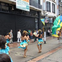 Montevideo's Walk Non Nude Shots