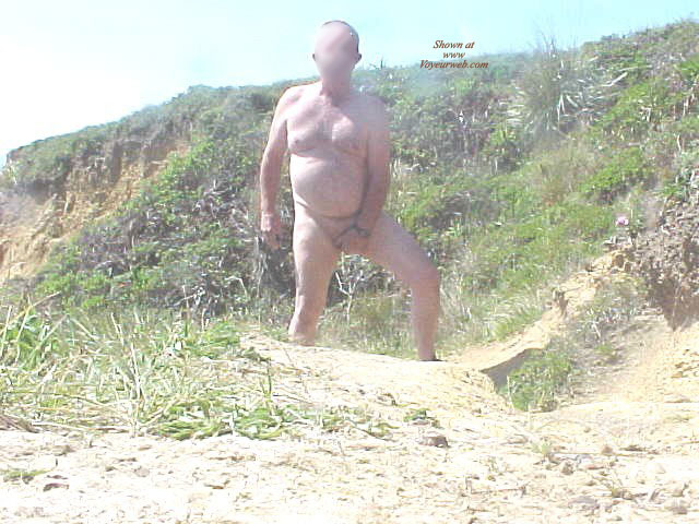 Pic #1 - First Day Of Spring At The Beach , Was A Nice Day At The Beach Just Had To Take My Clothes Off