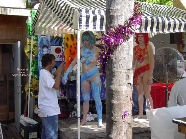 Pic #1 - Key West Fantasy Fest 2002 #2