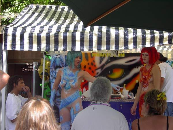 Pic #2 - Key West Fantasy Fest 2002 #2