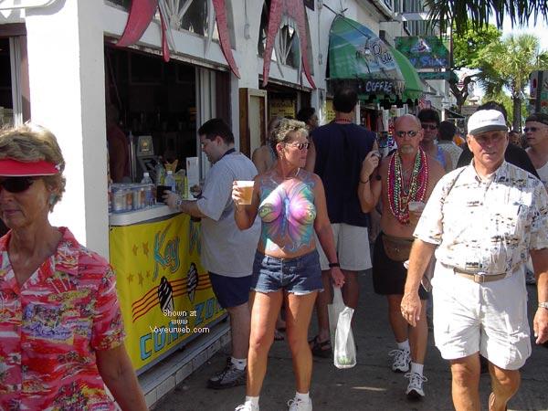 Pic #5 - Key West Fantasy Fest 2002 #2