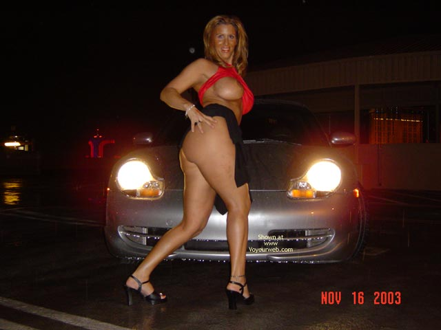 Pic #5 - Going Out Part 2