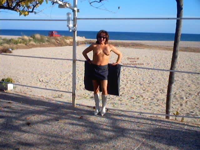 Pic #2 - Autum In Barcelona Beach