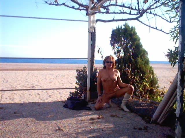 Pic #8 - Autum In Barcelona Beach