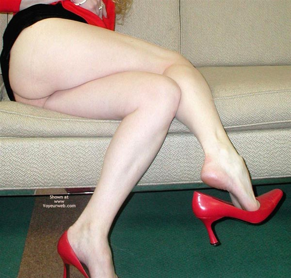 Pic #6 - Andrea'S Nylons, Legs And Heels