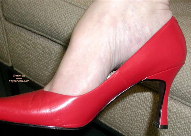 Pic #8 - Andrea'S Nylons, Legs And Heels