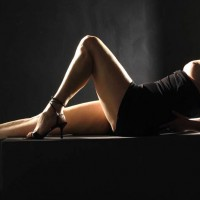 Sexy Silhouette - Heels, Sexy Legs