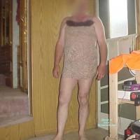 Short Skirt And Panties