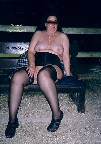 Pic #3 - Bellemich Outside In Balck Lingerie