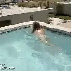Terry - In The Pool