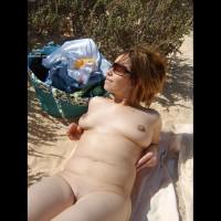Sexy Wife On Nude Beach