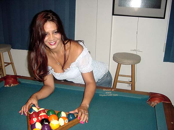 Pic #1 - Mystical Marie - The Pool Table