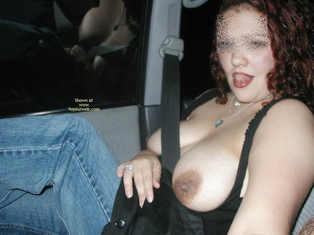 Pic #4 - In The Car