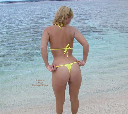 Pic #2 - Claire - Lifes a Beach 1
