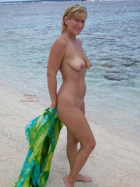 Pic #9 - Claire - Lifes a Beach 1