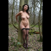 Wife In Woods