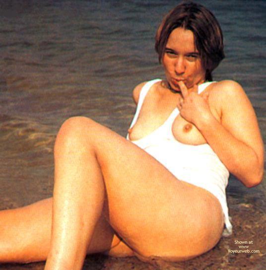 Pic #2 - My 18yo Girl On Beach
