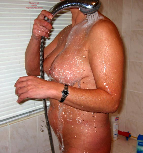 Pic #1 - 3 B'S  Belgium Black Beauty Under The Shower