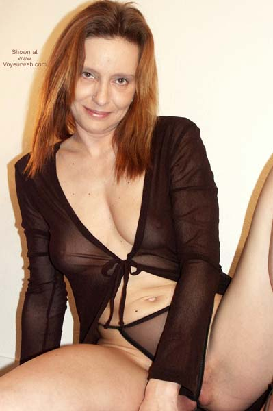 Pic #4 - Susy Rocks Sheer T-string