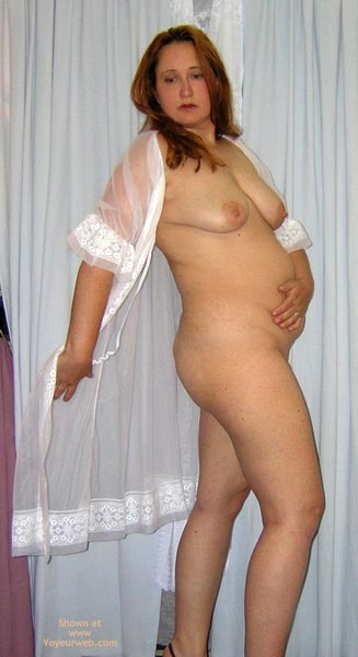Pic #2 - Showing Off My New Nightie