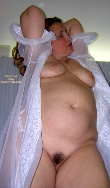 Pic #4 - Showing Off My New Nightie