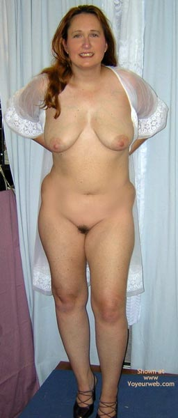 Pic #8 - Showing Off My New Nightie
